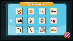 Wybierz avatar